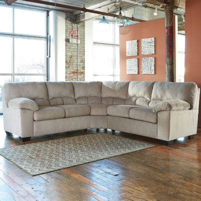 Signature Design by Ashley® Dailey 2-Pc Sectional