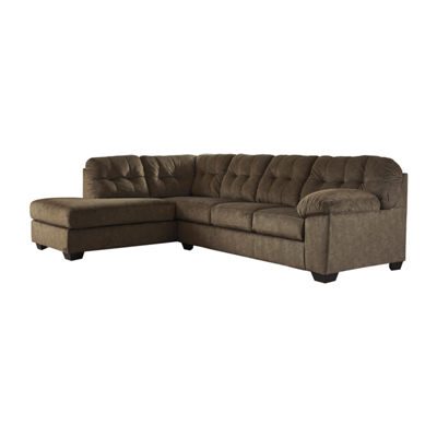 Signature Design by Ashley® Accrington 2-Pc Sofa and Chaise Sectional