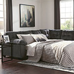 Signature Design by Ashley® Accrington 2-Pc Sleeper Sectional