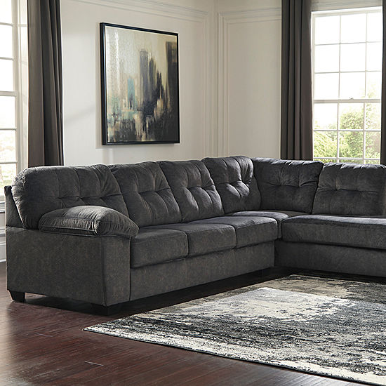 Sectional Sofas At Jcpenney: Signature Design By Ashley® Accrington 2-Pc Sleeper