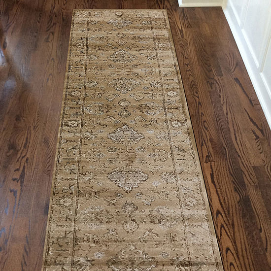 Colosseo Bethany Traditional Oriental Vintage Area Rug