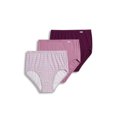 Jockey Elance® Cotton Knit Brief Panty 1484