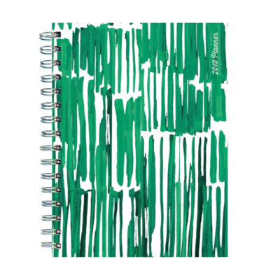 Tf Publishing 2019 Greenery Medium Weekly Monthly Planner