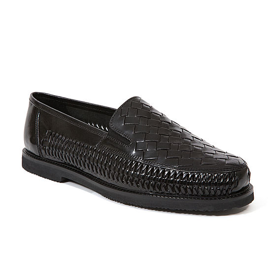 Deer Stags Mens Tijuana Loafers Round Toe