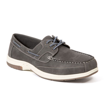 Deer Stags Mens Mitch Boat Shoes Lace-up