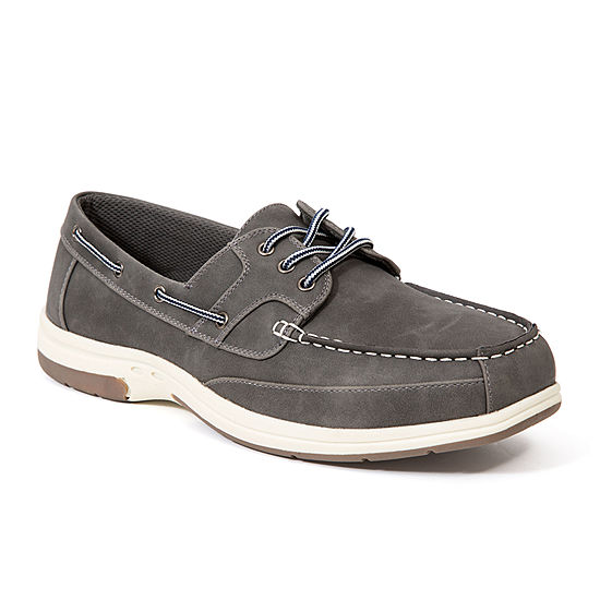 Deer Stags Mens Mitch Boat Shoes Lace Up