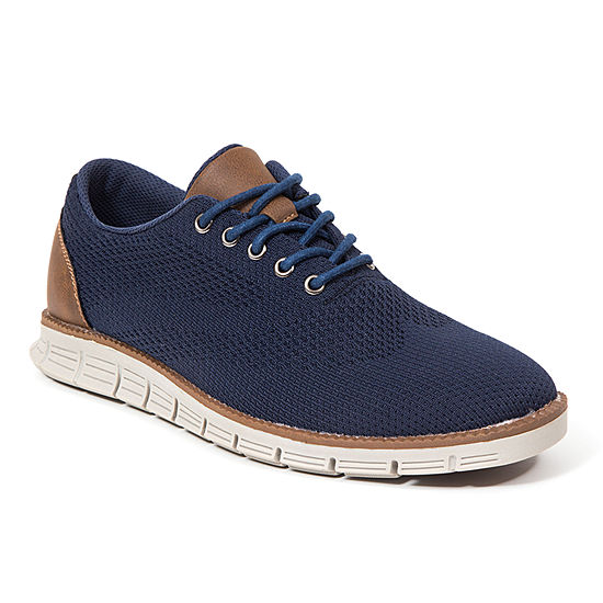 Deer Stags Mens Berger Lace-up Oxford Shoes