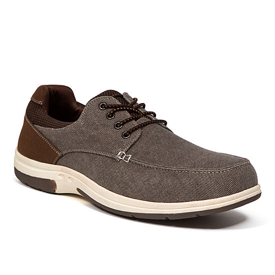 Deer Stags Mens Oxford Lace-up Shoes