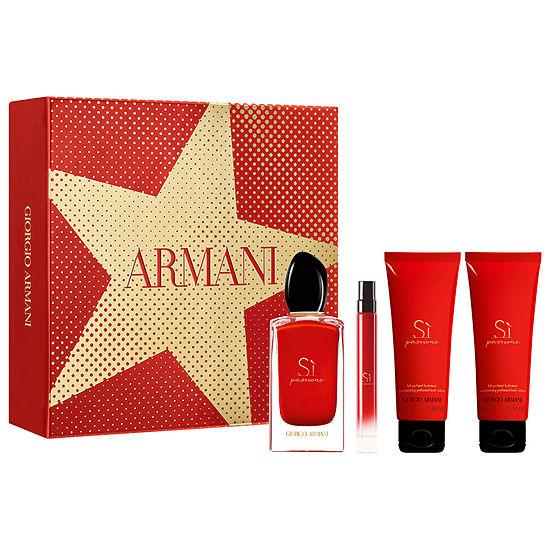 Giorgio Armani Beauty Si Passione Gift Set