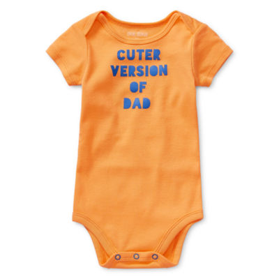 Okie Dokie-Baby Boys Bodysuit