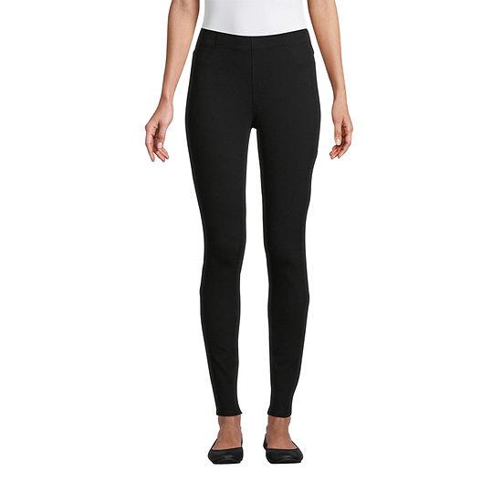 St. John's Bay Womens Full Length Leggings