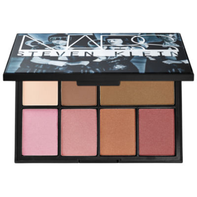 Nars Steven Klein Collaboration One Shocking Moment Cheek Palette