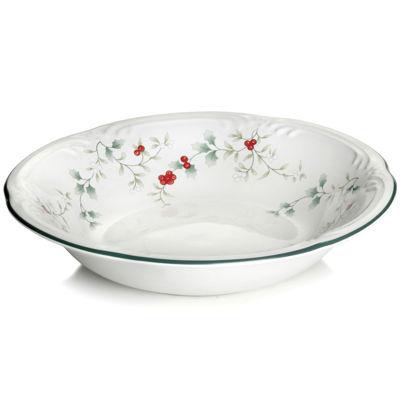 Pfaltzgraff® Winterberry Individual Pasta Bowl
