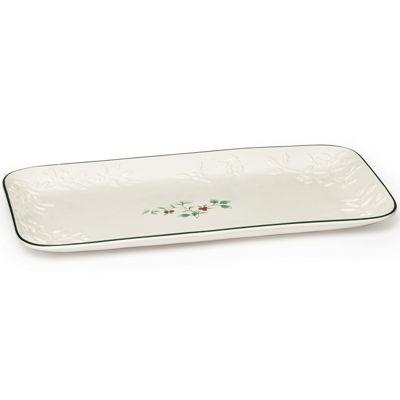 Pfaltzgraff® Winterberry Rectangular Serving Platter
