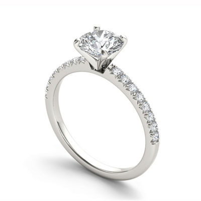 3/4 CT. T.W. Round White Diamond 14K Gold