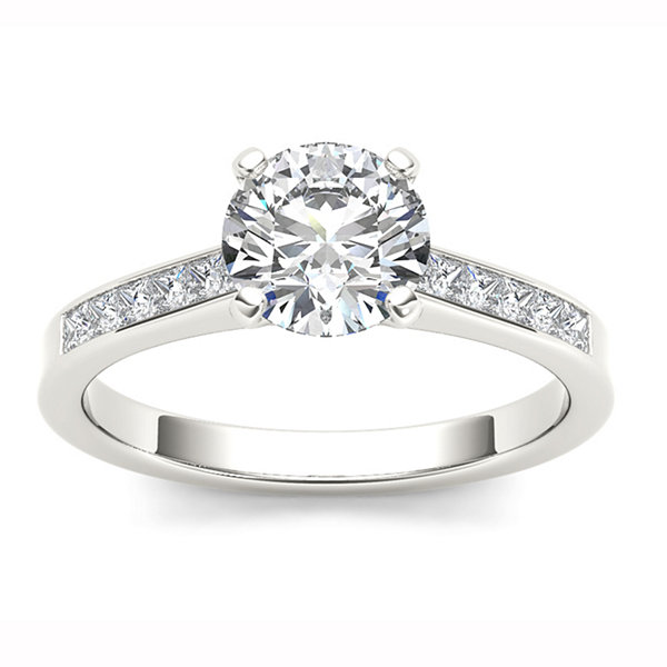 1 1/4 CT. T.W. Round White Diamond 14K Gold