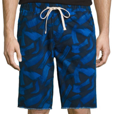 Arizona Mens Drawstring Waist Workout Shorts