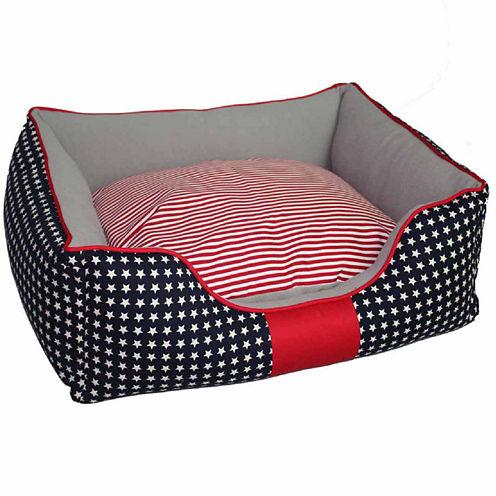 Iconic Pet Freedom Luxury Lounge Pet Bed
