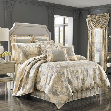 Queen Street Roberta 4-pc. Comforter Set