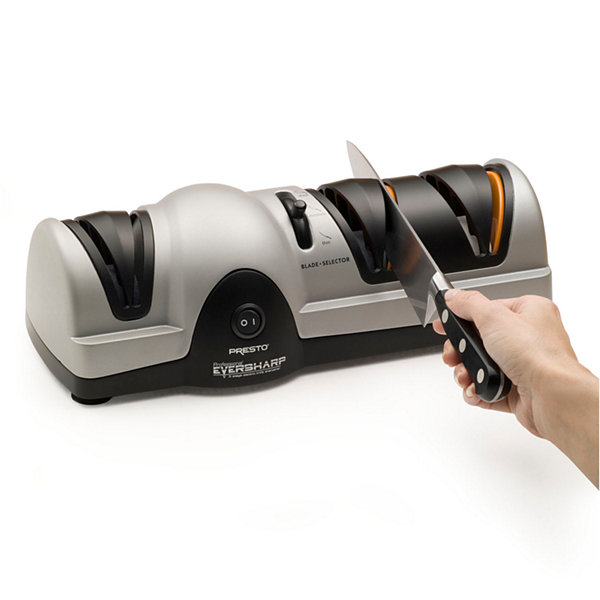 Presto® Professional EverSharp Electric Knife Sharpener