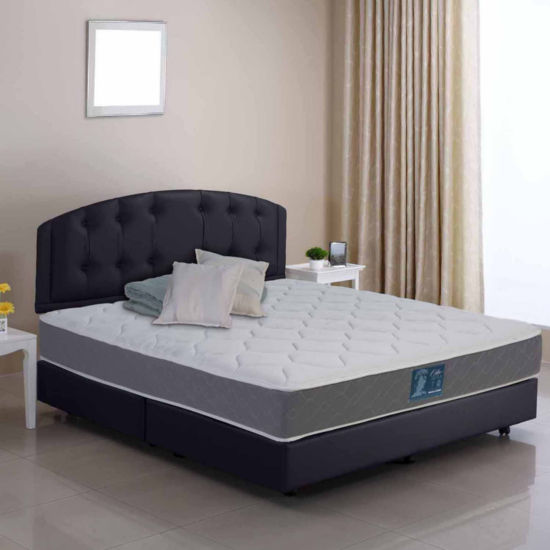 Wolf Corporation's Luxury Ultra Firm Wrapped CoilMattress