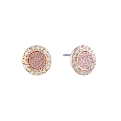 Monet Jewelry 14mm Stud Earrings