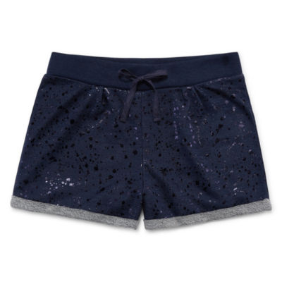 TG Printed Knit Shorts
