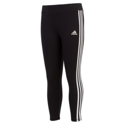 adidas Jersey Leggings - Big Kid Girls