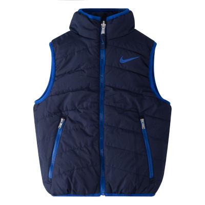 Nike Reversible Puffer Vest Preschool Boys