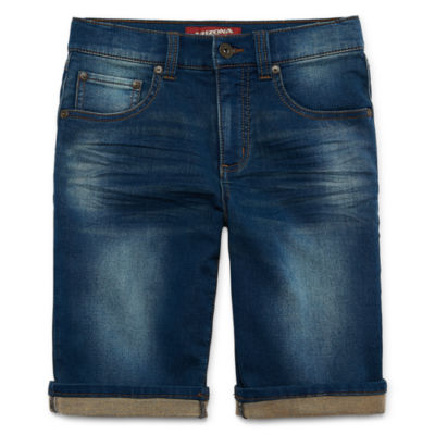 Arizona Knit Denim Shorts - Big Kid Boys