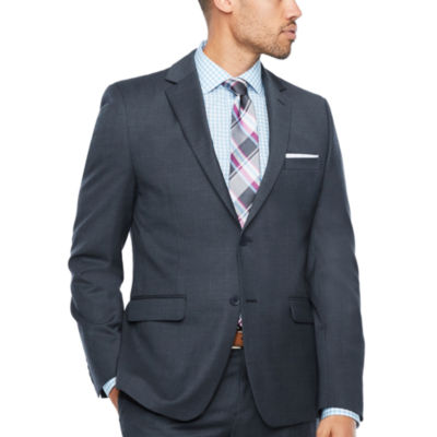 Collection by Michael Strahan  Mens Stretch Slim Fit Suit Jacket-Slim