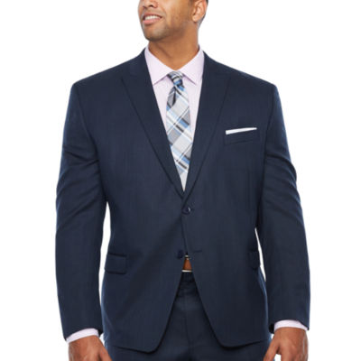 Collection by Michael Strahan  Pattern Classic Fit Suit Jacket-Big and Tall