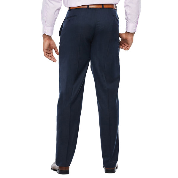 Collection by Michael Strahan  Pattern Classic Fit Suit Pants - Big and Tall