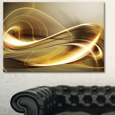 Designart Elegant Modern Sofa Abstract Art