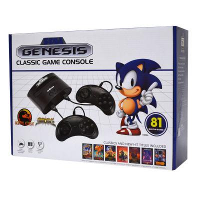 Sega Genesis Retro Console 2017 by AtGames