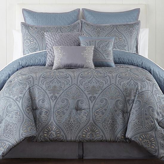 Home Expressions Lourdes 7-pc. Comforter Set