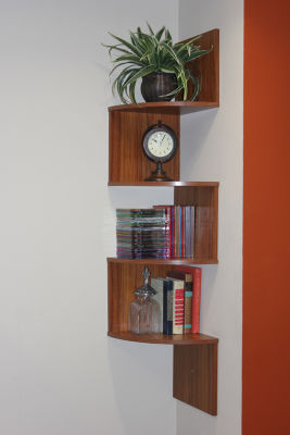 4D Concepts Hanging Corner Storage
