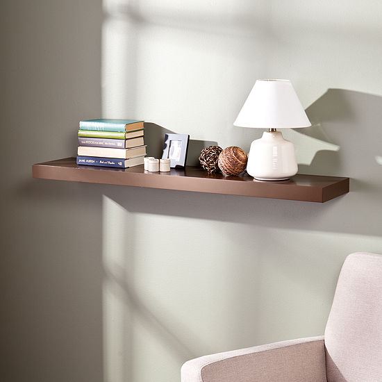 "JCPenney Home™ Idlewild 48"" Floating Shelf"