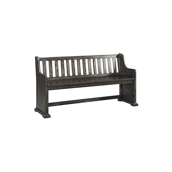 Picket House Furnishings Steele Wooden Bench