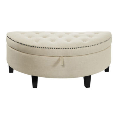 Picket House Furnishings Haven Ottoman