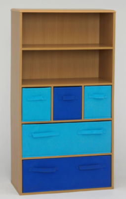 4D Concepts Jason Storage Bookcase