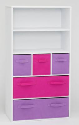 4D Concepts Carla Storage Bookcase