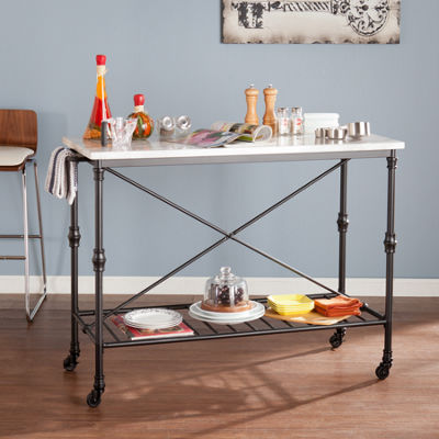 Morenci Kitchen Cart