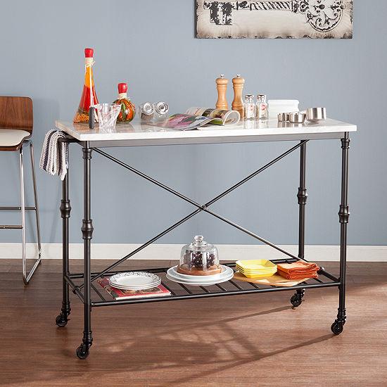 Morenci Kitchen Cart