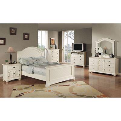 Picket House Furnishings Addison Panel Bed