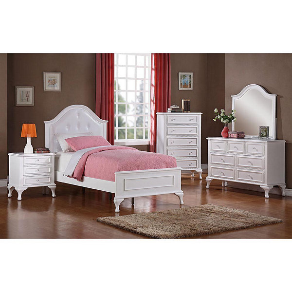 Picket House Furnishings Jenna Panel Bed