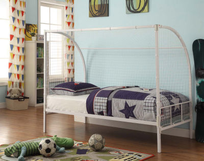 4D Concepts Tool Less Boltzero Soccer Bed