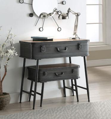 4D Concepts Urban Loft Metal 2 Trunk Tables