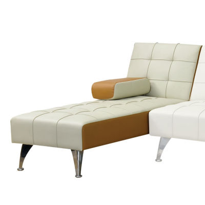 Lytton Tufted Chaise Lounge