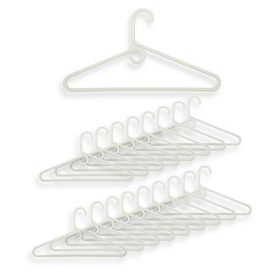 Honey-Can-Do® 18-Pack Super Heavyweight Hangers
